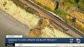 SANDAG to begin next phase of Del Mar bluff stabilization project