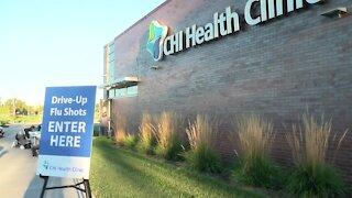 CHI Health rolls out drive-up flu shots