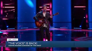 'The Voice' contestant shouts out Tulsa