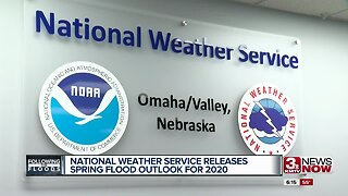 National Weather Service Releases Spring Flood Outlook for 2020