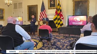 Gov. Hogan lifts stay-at-home order starting Friday