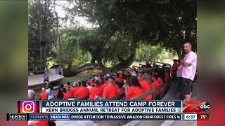 Camp Forever brings together adoptive families in Kern County