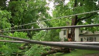 Storm Damage in Oconomowoc