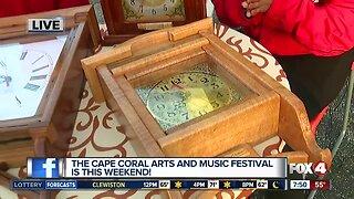 Cape Coral Art & Music Festival returns to Southwest Florida
