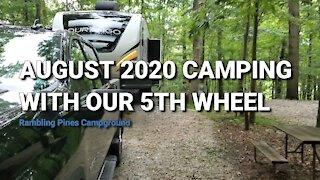 Rambling Pines Campground visit Summer 2020
