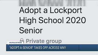 Adopt a high school senior idea