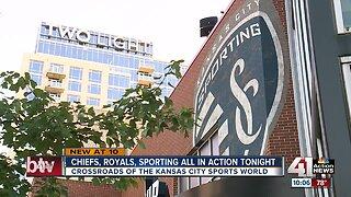 Crossroads of the Kansas City sports world