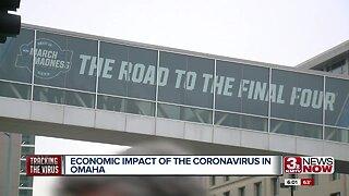 UNO professor discusses economic impact of the coronavirus in Omaha
