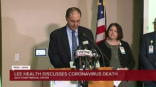 Lee Health gives update on the Coronavirus in Southwest Florida
