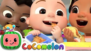 The Lunch Song   CoComelon Nursery Rhymes & Kids Songs