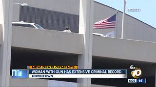 Active shooter suspect has criminal past