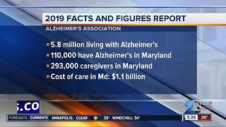 Alzheimer's Association Releases New Statistics
