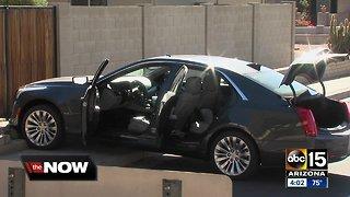 Phoenix police arrest suspected car burglar