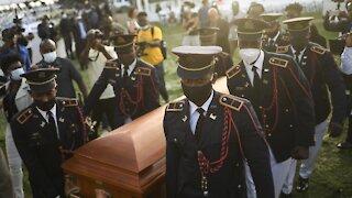 Funeral For Haiti's President Held In His Hometown