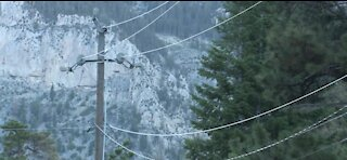 NV Energy says possible power outage on Mount Charleston Thursday
