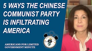 5 Ways The Chinese Communist Party Is Infiltrating America