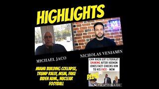 MICHAEL JACO: HIGHLIGHTS from NIcholas Veniamin
