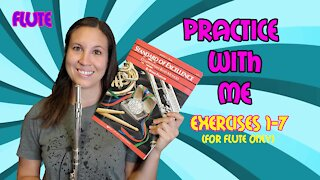 Flute Practice With Me   Standard Of Excellence Book 1   Pg 4   Musician's Addition