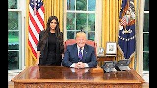 Kim Kardashian praises Trump criminal justice reforms