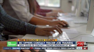 Bakersfield College holds COVID-19 contact tracer training program