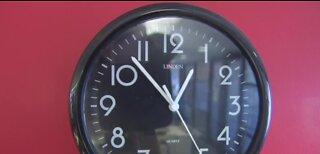 Daylight Saving Time push