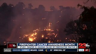 Firefighter Cancer Awareness Month: local Battalion Chief speak about his recent battle with cancer