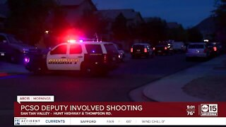 Deadly shooting involving PCSO in Queen Creek