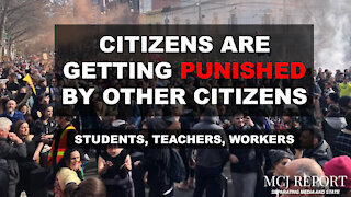 Citizens are turning on citizens