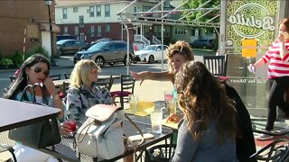 City initiative offers more options for outdoor seating and service