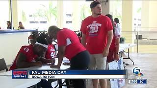 FAU Media Day