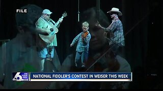 National Oldtime Fiddler's Contest comes to Weiser this week.