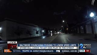 Officials could vote to change city speed limit