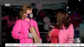 Brake for Breakfast event brings awareness to breast cancer