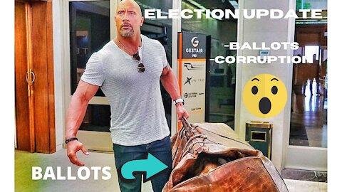 ELECTION UPDATE: BALLOTS