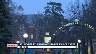 Local colleges suspend classes