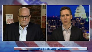 Sen Hawley: Biden Admin is Using Federal Law Enforcement to Intimidate Parents Into Silence