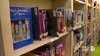 Fallstaff Elementary-Middle School holds grand opening for newly renovated library