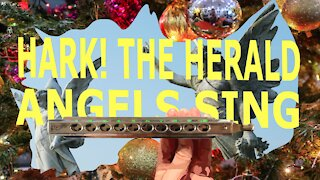 How to Play Hark the Herald Angels Sing on a Chromatic Harmonica