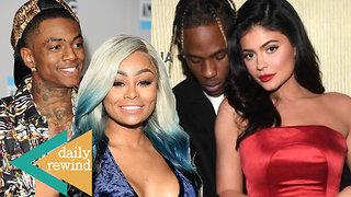 Kylie Jenner CONFIRMS Baby #2! Blac Chyna CAUGHT Dating Soulja Boy!   DR