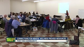 Connections for Mental Wellness provides resources to the community