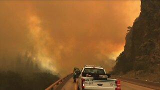 Colorado wildfire update Aug. 22, 5 p.m.