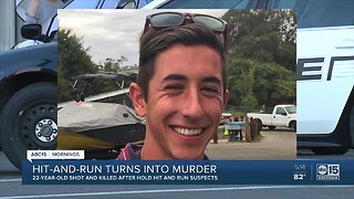 Young man fatally shot after holding hit and run suspects