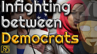 Democrats are fighting about Ilhan Omar saying the quiet part out loud