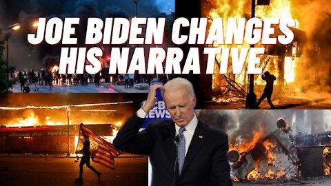 Joe Biden Changes His Narrative | Trump Supporter Killed in Portland