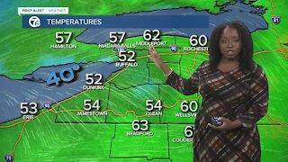 7 First Alert Forecast 5 p.m. Update April 14