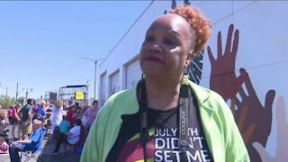 Green Bay area celebrates inaugural Juneteenth Parade and Festival