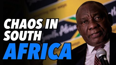 Chaos in South Africa (Live)