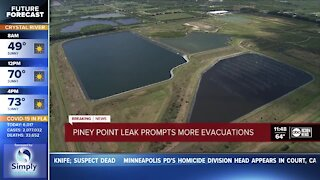Piney Point leak prompts more evacuations