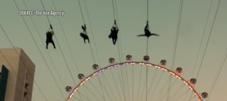 Fly LINQ offers 4 ways to ride