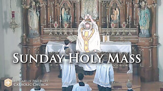 Holy Mass for the Sixth Sunday of Easter, May 9, 2021